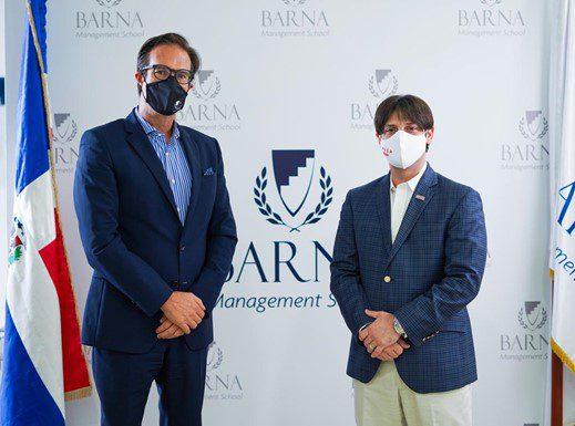 Barna-Management-School-firma-acuerdo-con-Asociacion-Dominicana-de-Empresas-de-Fintech-ADOFINTECH