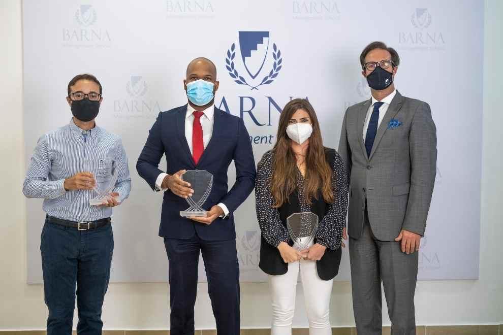 Equipo de MBA Barna Subcampeón en competencia Internacional Ben Graham
