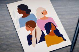 Indices de pobreza en Mujeres America Latina